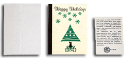 Happy Holidays Card 10pk