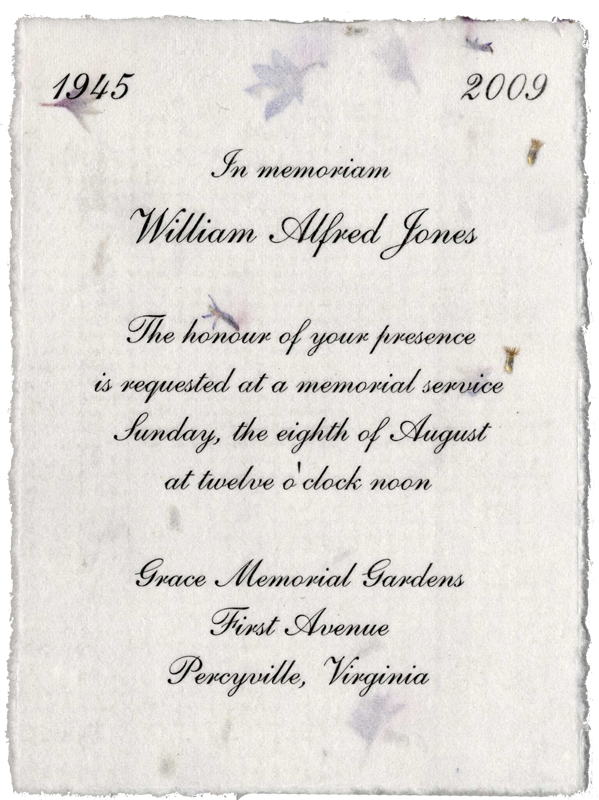 Doc648568 Funeral Invitation Templates Funeral Invitation – Funeral Invitation Templates
